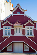 Elegant house in Costa Nova do Prado a village with many holiday homes, near Aveiro,  Portugal