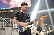 Adam Levine<br /> Maroon 5