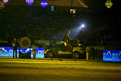 Wathelet Gregory (BEL) - Copin vd Broy<br /> Winner Studbook Zangersheide Price <br /> CSI-W Mechelen 2011<br /> © Dirk Caremans