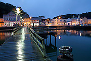 Sao Francisco do Sul_SC, Brasil...Fotos noturnas da cidade de Sao Francisco do Sul, Santa Catarina...Night scene of Sao Francisco do Sul, Santa Catarina...Foto: LUIZ FELIPE FERNANDES / NITRO