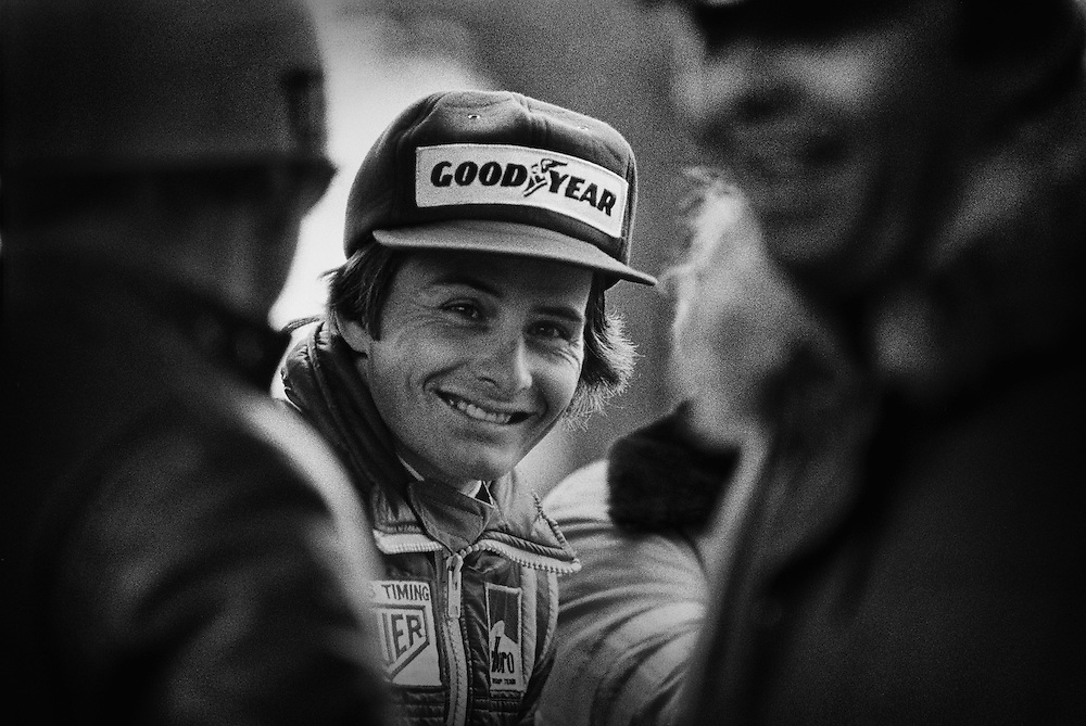 In 1977, Enzo Ferrari personally signed Gilles Villeneuve to a Formula 1 contract. The young Canadian phenom, who reminded Enzo of a young Tazio Nuvolari, was to make his debut for the Scuderia in Niki Lauda's empty seat at that year's Canadian Grand Prix at Mosport.<br />