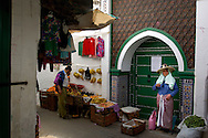 Berber Woman, Souq, Medina, Market, Old Town, Tetouan, Morocco