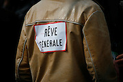 Reve Generale, May Day March, Paris, 1 May 2009