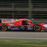 #25, CEFC Manor TRS Racing, Oreca 07 Gibson, driven by: Roberto Gonzalez, Simon Trummer, Vitaly Petrov, WEC BAPCO 6 Hours of Bahrain, 16/11/2017,