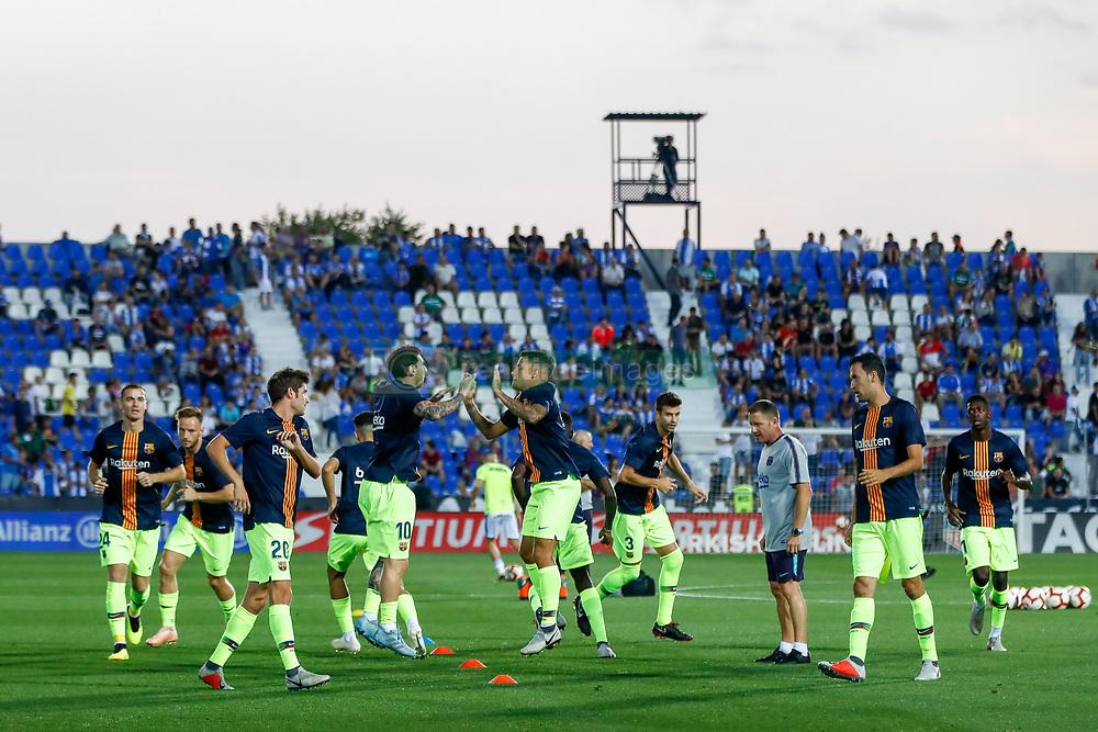 صور مباراة : ليغانيس - برشلونة 2-1 ( 26-09-2018 ) 20180926-zaa-a181-005