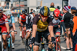 Rider of Team LottoNL-Jumbo after the UCI WorldTour 103rd Liège-Bastogne-Liège from Liège to Ans with 258 km of racing at Ans, Belgium, 23 April 2017. Photo by Pim Nijland / PelotonPhotos.com | All photos usage must carry mandatory copyright credit (Peloton Photos | Pim Nijland)