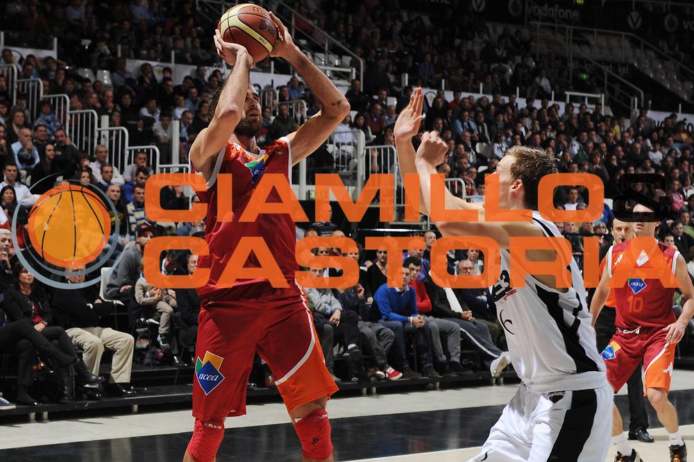 DESCRIZIONE : Bologna Lega A 2012-13 SAIE3 Virtus Bologna Acea Virtus Roma<br /> GIOCATORE : Luigi Datome<br /> CATEGORIA : tiro<br /> SQUADRA : Acea Virtus Roma<br /> EVENTO : Campionato Lega A 2012-2013 <br /> GARA : SAIE3 Virtus Bologna Acea Virtus Roma<br /> DATA : 25/11/2012<br /> SPORT : Pallacanestro <br /> AUTORE : Agenzia Ciamillo-Castoria/M.Marchi<br /> Galleria : Lega Basket A 2012-2013  <br /> Fotonotizia : Bologna Lega A 2012-13 SAIE3 Virtus Bologna Acea Virtus Roma
