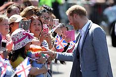 Prince Harry visits Oxford - 14 May 2019