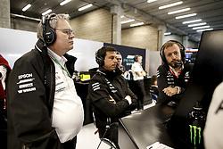 September 1, 2019, Spa-Francorchamps, Belgium: Motorsports: FIA Formula One World Championship 2019, Grand Prix of Belgium, ..Jörg Howe (GER, Mercedes AMG Petronas Motorsport) (Credit Image: © Hoch Zwei via ZUMA Wire)
