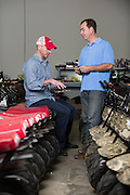 01/14/2016 123850 -- Garland, TX -- © Copyright 2016 Mark C. Greenberg<br /> <br /> CEO Alex Keechle and President and COO Rick Sukkar of Garland, Texas based Monster Moto.