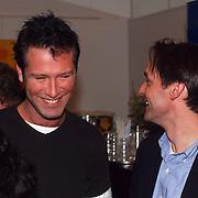 Premiere Vogels, Eric Corton in gesprek met Hugo Haenen