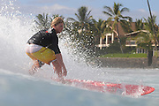 November 1st 2010: Jared Neal free surfing at Makaha Oahu-Hawaii. Photo by Matt Roberts/mattrIMAGES.com.au