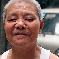 Asia, China, Chongqing. Chinese male.