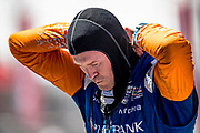 Scott Dixon, NZL, Chip Ganassi Racing, portrait, INDY car race, TORONTO race in the  Streets of Toronto - Ontario, Canada,   Fee liable image, Copyright © ATP Marcel LANGER