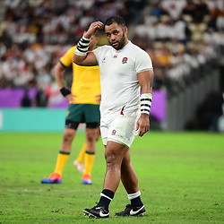 Billy VUNIPOLA of England during the Rugby World Cup 2019 Quarter Final match between England and Australia on October 19, 2019 in Oita, Japan. (Photo by Dave Winter/Icon Sport) - Billy VUNIPOLA - Oita Stadium - Oita (Japon)