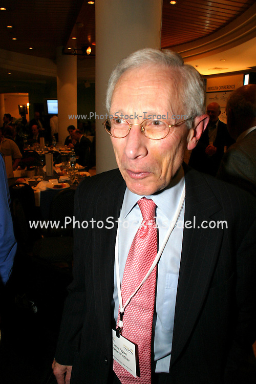 Stanley Fisher Governor of the Bank of Israel Ex Divisional Vice Chairman at Citigroup Inc.
