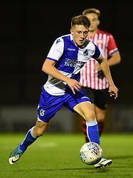 Bristol rovers Cameron Hargreaves - Mandatory by-line: Alex James/JMP - 30/08/2018 - FOOTBALL - Memorial Stadium - Bristol, England - Bristol Rovers U23 v Exeter City U23 - Premier League Cup qualifier