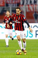 Giacomo Bonaventura  - Milan - Tim Cup - Ottavi di Finale - Milan-Verona