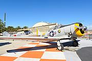 Historic Era Plane Display At The Great Park Irvine