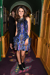 Rosanna Falconer at the Annabel's Bright Young Things Party held at Annabel's, 44 Berkeley Square, London England. 16 February 2017.