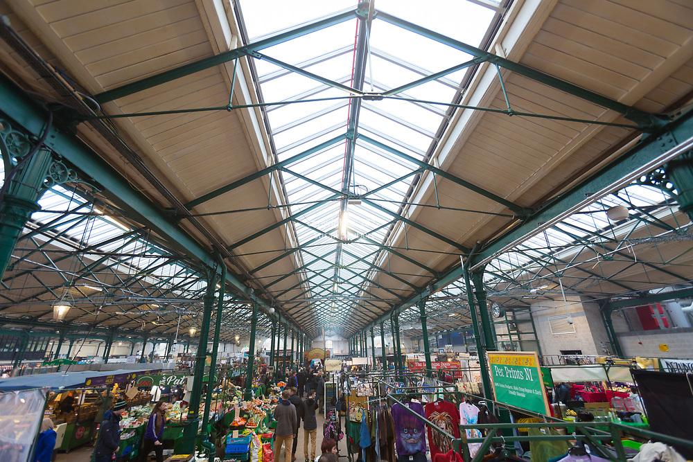 St. George's Market, Belfast, Northern Ireland