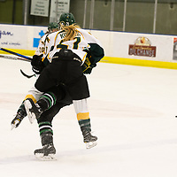 5th year forward Kylee Kupper (21) of the Regina Cougars in action during the Women's Hockey home game on December 1 at Co-operators arena. Credit: Arthur Ward/Arthur Images
