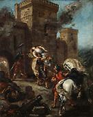 Eugene Delacroix, 1798-1863 AD