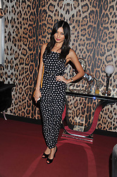 GEMMA CHAN at a party hosted by Roberto Cavalli to celebrate his new Boutique's opening at 22 Sloane Street, London followed by a party at Battersea Power Station, London SW8 on 17th September 2011.