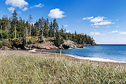 Herring Cove Beach, Campobello,  New Brunswick, Canada