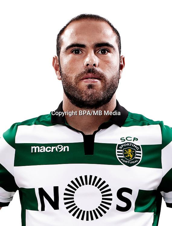Portugal - Primera Liga NOS 2016-2017 /  <br /> ( Sporting Lisboa ) - <br /> Bruno Cesar Zanaki &quot; Bruno Cesar &quot;