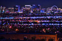 Las Vegas Valley Illuminated