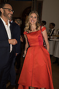 DONNA AIR, Royal Academy Summer exhibition party. Piccadilly. 7 June 2016