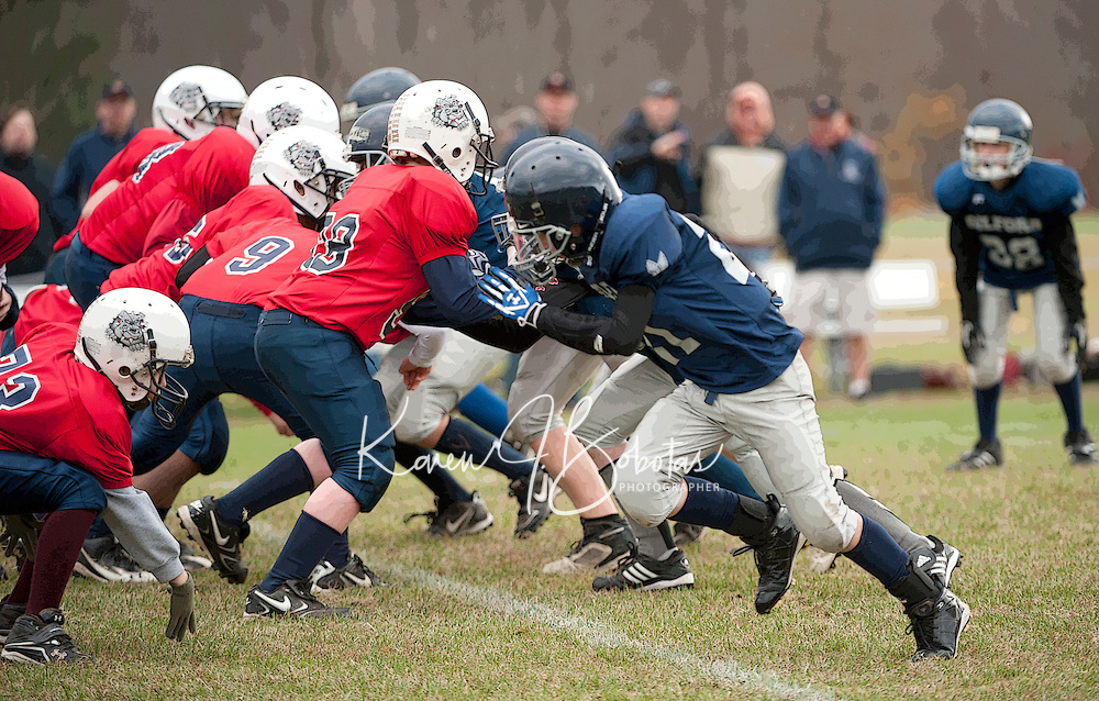 Silver Hawks Football versus Bow October 30, 2010.