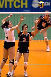 24-06-2000 JAP: OKT Volleybal 2000, Tokyo<br /> Nederland vs Argentinie 3-1 / Francien Huurman