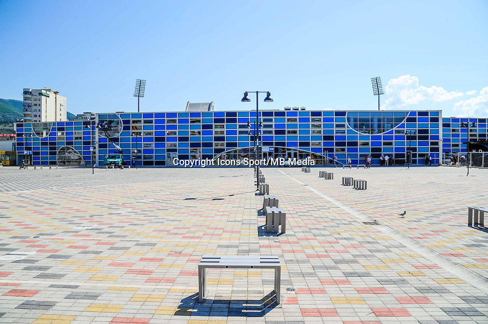 Illustration Ruzhdi Bizhuta Stadium / Elbasan Arena - 12.06.2015 - France / Albanie - Match amical<br /> Photo : Dave Winter / Icon Sport
