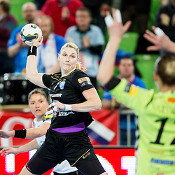 20150306: SLO, Handball - EHF Women's Champions League, RK Krim Mercator vs WHC Vardar SCBT
