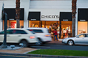 Chico's, El Paseo, Palm Desert, CA,  Clothing Apparel-Accessories, Boutique; famous; retailers; fashion; haute couture; shopping Coachella Valley; Desert;