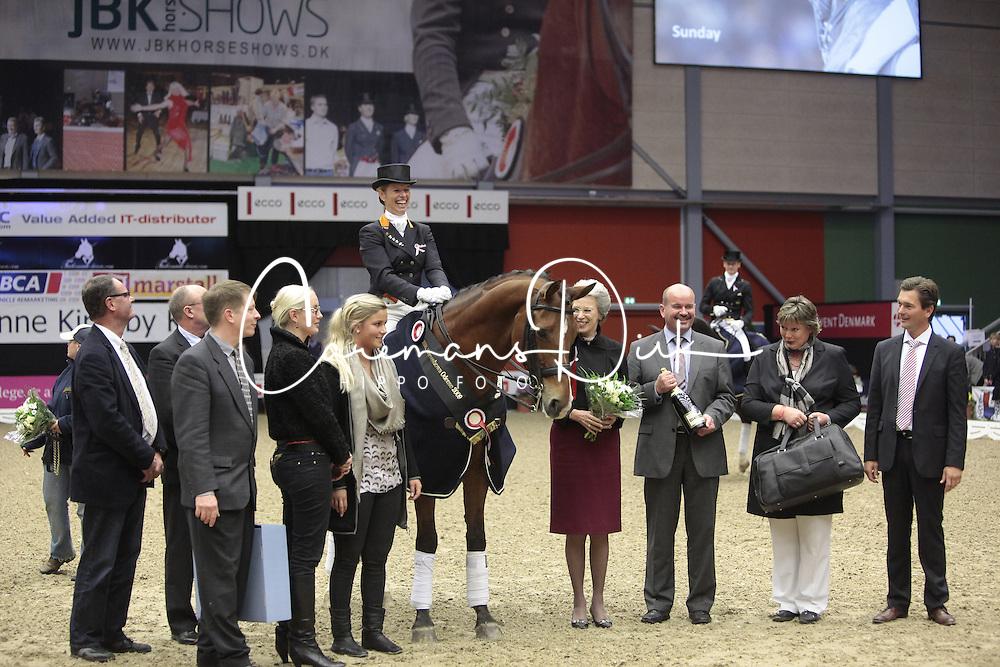 Van Grunsven Anky (NED) - Salinero<br /> JBK Horse Show 2009<br /> &copy; Hippo Foto - Leanjo de Koster