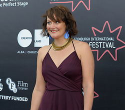 Edinburgh International Film Festival, Thursday, 21st June 2018<br /> <br /> 'EATEN BY LIONS' World Premiere<br /> <br /> Pictured: Producer Hannah Stevenson <br /> <br /> (c) Aimee Todd | Edinburgh Elite media