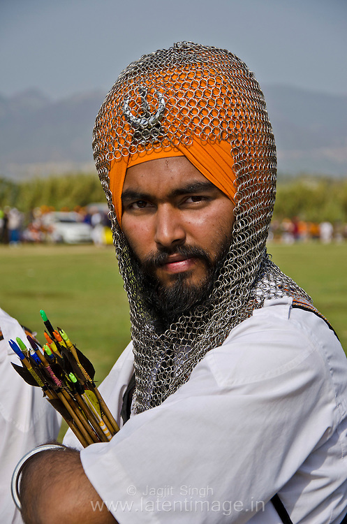 Once known as the Guru di ladli fauj the Nihangs are the main attraction of the present-day Hola Mohalla celebration.