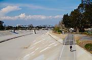 The Historic Pacific Electric Railway Bridge over Santa Ana Bridge