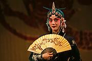 Peking Opera actor. Beijing, China.