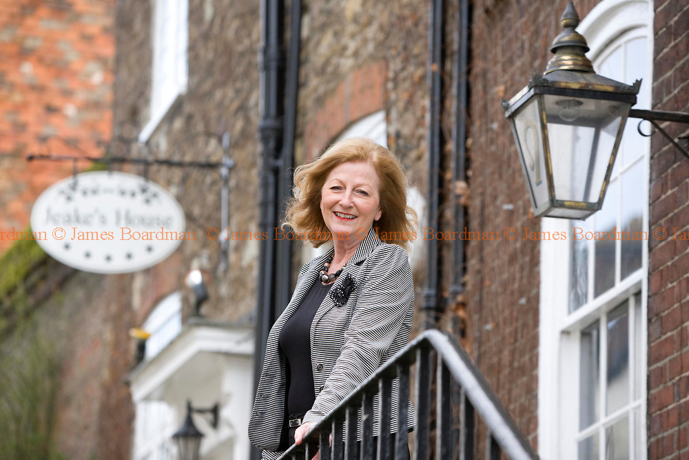 JAMES BOARDMAN / 07967642437<br /> Jenny Hadfield proprietor of Jeakes House in Rye, East Sussex. Jenny runs the property as a Bed and Breakfast business with her partner Richard Martin.