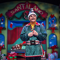 DCPA // Santa Land Diaries