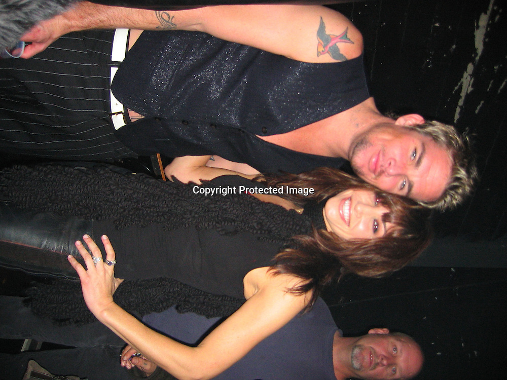 Mark McGrath &amp; Gina Gershon <br />