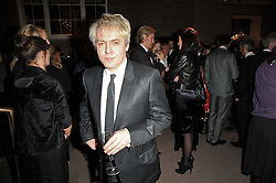 NICK RHODES at the BAFTA Nominees party 2011 held at Asprey, 167 New Bond Street, London on 12th February 2011.