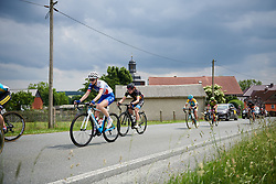 Evita Muzic (FRA) at Lotto Thuringen Ladies Tour 2018 - Stage 3, a 131 km road race starting and finishing in Schleiz, Germany on May 30, 2018. Photo by Sean Robinson/Velofocus.com