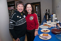 Sjømannskirken - the Norwegian Church - offers a place for celebrating Team Norway and enjoying waffles and kaffe during the 2010 Winter Olympic Games in Whistler, BC Here, Norwegian Elin Halvorsen talks with Deanna White of Whistler.