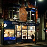 Ernie Becketts Fish & Chip Shop Cleethorpes Shopfront