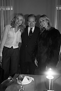 MICHAELA DE PURY; SIMON DE PURY; ELIZABETH VON THURN UND TAXIS, GEMS AND LADDERS London Launch & Artist's Talk, 11 Mansfield Street, London. 24 November 2016
